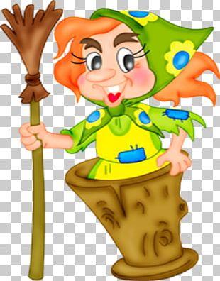Baba Yaga Російські народні казки The Gigantic Turnip Russian Fairy Tale PNG