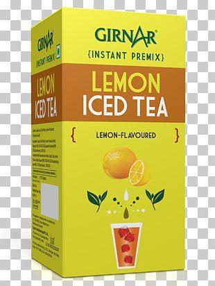 Iced Tea Masala Chai Green Tea Lemonade PNG