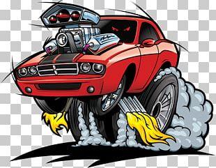 Car Detroit Autorama Chevrolet Camaro Plymouth Barracuda Hot Rod PNG