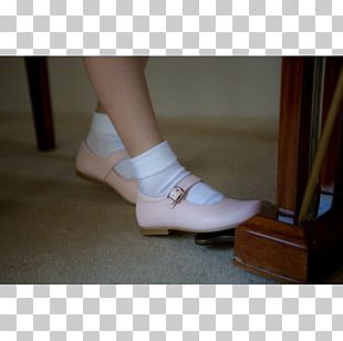 Mary Jane Sock Shoe Sandal Heel PNG