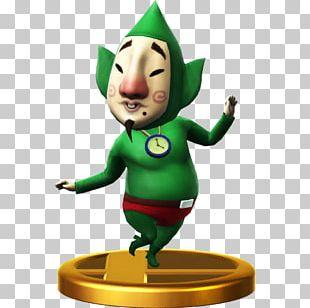 Super Smash Bros. For Nintendo 3DS And Wii U Super Smash Bros. Brawl The Legend Of Zelda: Spirit Tracks Freshly-Picked Tingle's Rosy Rupeeland The Legend Of Zelda: The Wind Waker PNG