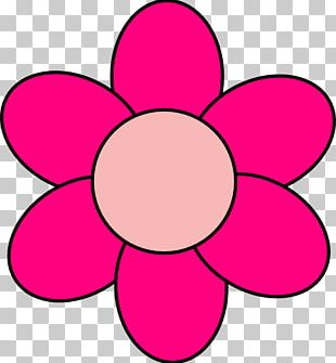 Free Content Pink Flowers PNG