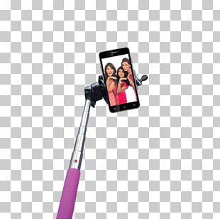 Mobile Phones Selfie Stick Monopod IBall PNG