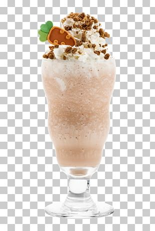 Sundae Frappé Coffee Milkshake Carrot Cake Smoothie PNG