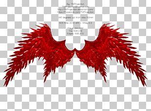 Devil Angel 8K Resolution Demon PNG