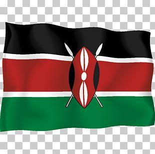 Flag Of Kenya Nairobi National Flag Flags Of The World PNG