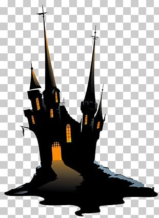 Haunted Castle Bran Castle Ghost PNG