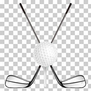 Golf Ball Golf Club PNG
