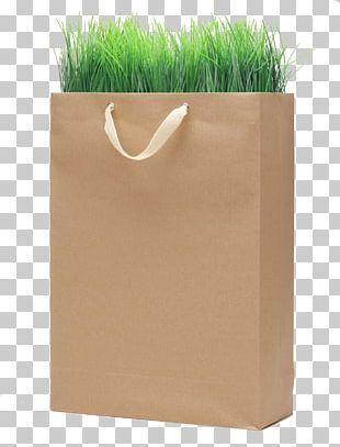 Kraft Paper Shopping Bag Paper Bag PNG
