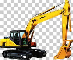 Komatsu Limited Hydraulic Machinery Excavator Architectural Engineering PNG