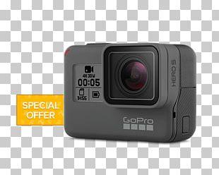 GoPro HERO5 Black Action Camera GoPro HERO6 Black PNG
