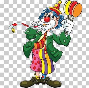 Harlequin Circus Clown Circus Clown Cartoon PNG