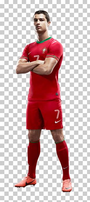 Cristiano Ronaldo Portugal National Football Team Real Madrid C.F. Jersey PNG