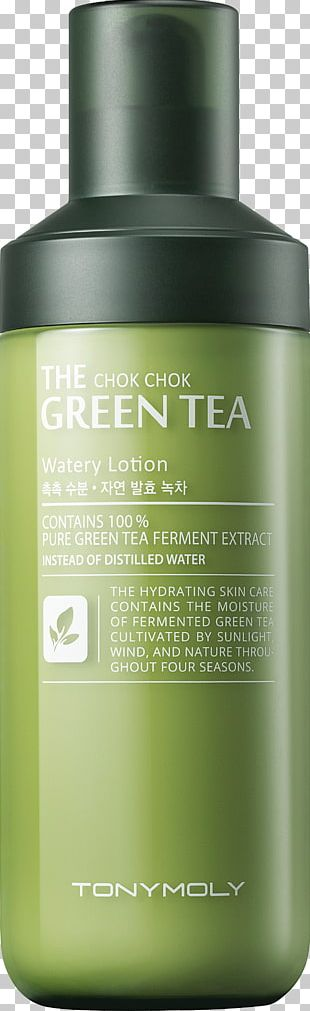Green Tea Lotion Toner Skin Care PNG