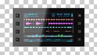 Native Traktor Kontrol S8 Disc Jockey Native Instruments DJ Controller PNG