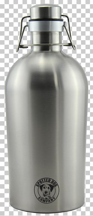 Beer Bottle Water Bottles Growler Beer Brewing Grains & Malts PNG