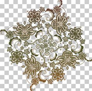 Flower Floral Design Ornament Pattern PNG