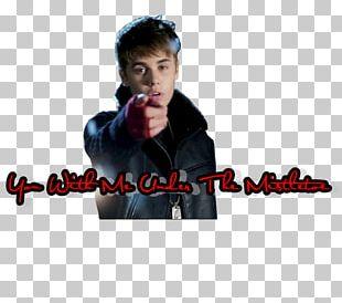 Microphone Justin Bieber Mistletoe Album Cover Font PNG