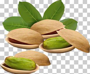 Nut Pistachio Almond Dried Fruit PNG