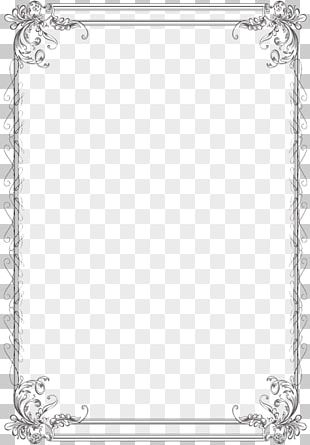 Wedding Invitation Borders And Frames Frames Paper PNG
