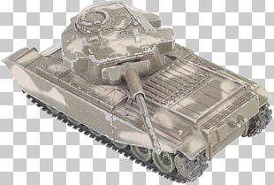 Churchill Tank Self-propelled Artillery Gun Turret Motor Vehicle PNG
