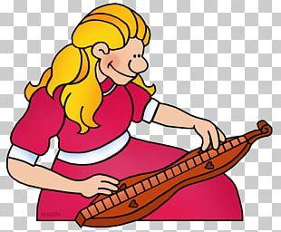 Musical Instruments Fiddle Violin String Instruments Appalachian Dulcimer PNG