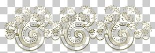 Paper Embroidery Drawing Motif Pattern PNG