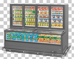 Refrigerator Freezers Refrigeration Frozen Food Kitchen Cabinet PNG