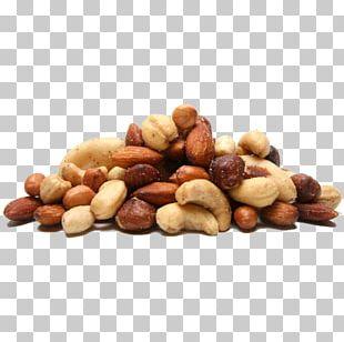 Cream Mixed Nuts Cashew Peanut PNG