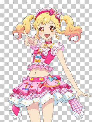 Aikatsu Stars! Aikatsu! Aikatsu Friends! Kavaii Japanese Idol PNG