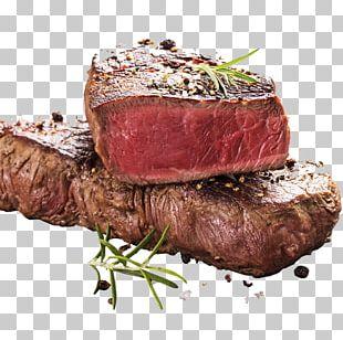 Beef Tenderloin Roast Beef Barbecue Sirloin Steak PNG