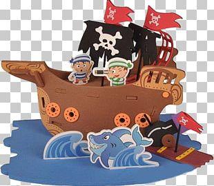 Cartoon Piracy PNG