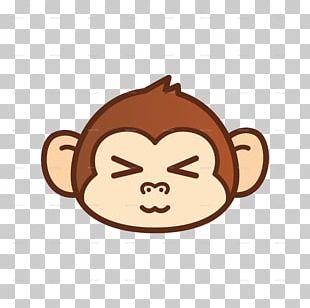 Emoticon Monkey Emoji Computer Icons PNG
