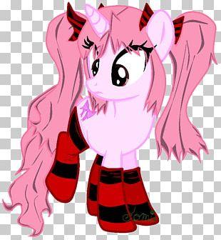 Devil Pixel Art Cherry Blossom PNG