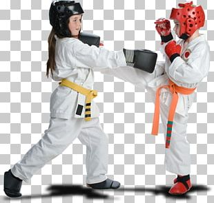 Karate Dobok Sparring Taekwondo Martial Arts PNG