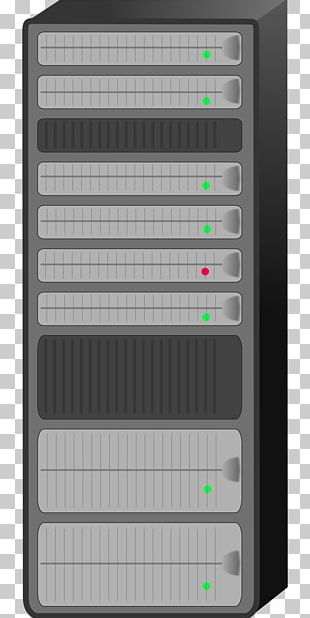Mainframe Computer 19-inch Rack Computer Servers PNG
