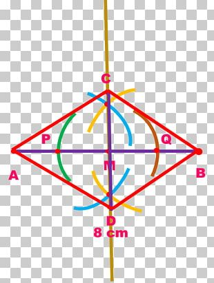 Rhombus Angle Regular Polygon Area PNG