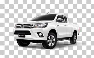 Toyota Hilux Toyota Revo Car Pickup Truck PNG