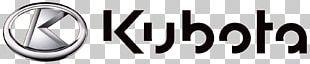 Kubota Corporation Heavy Machinery Tractor Logo Architectural Engineering PNG