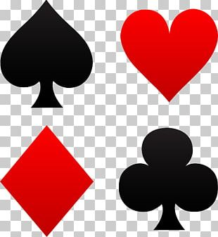 Set Hearts Suit Playing Card Contract Bridge PNG