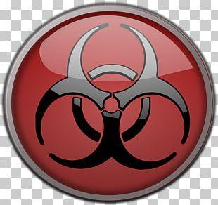 Hazard Symbol Toxicity Poison Biological Hazard Toxic Waste PNG
