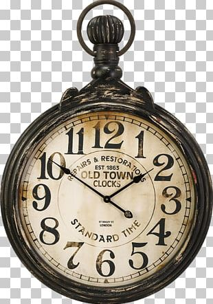 Pocket Watch Clock Antique PNG