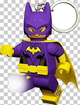 Batgirl Lego Batman 2: DC Super Heroes Joker Key Chains PNG