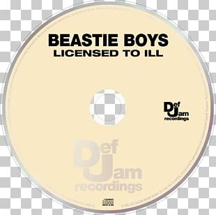 Compact Disc Licensed To Ill Beastie Boys Hot Sauce Committee Part Two Def Jam Recordings PNG
