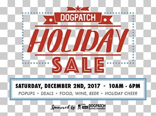 Dogpatch Warehouse Sale Sales Holiday Block Party PNG