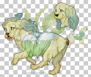 Lion Dog Mammal Cat Legendary Creature PNG