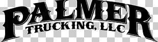 Logo Transport Truck Haulage Business PNG