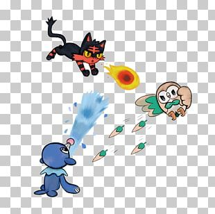 Pokémon Sun And Moon Drawing PNG