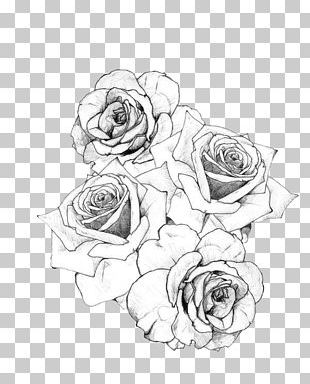 Tattoo Artist Rose Flash PNG