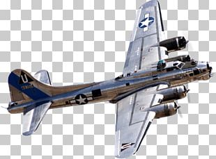 Fixed-wing Aircraft Arizona Commemorative Air Force Museum Airplane Boeing B-17 Flying Fortress PNG